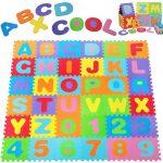 Alfombra puzzle para niños