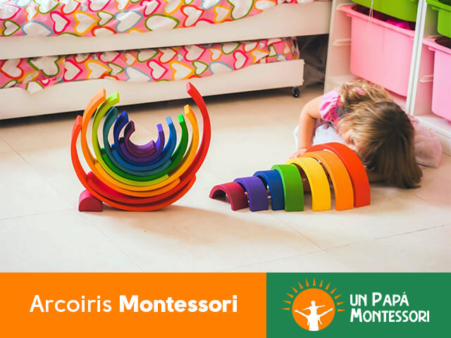 Arcoiris montessori