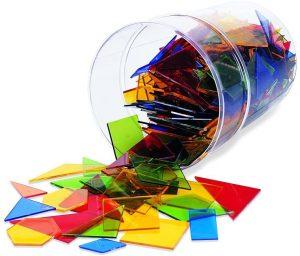 Juego de construcción multicolor para niños