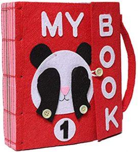 Libro de bricolaje Montessori