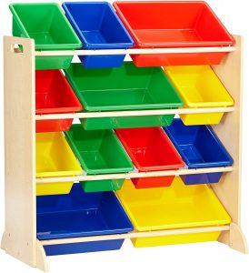 Mueble clasificador y organizador