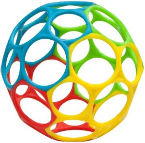 Pelota Montessori Multicolor O Ball