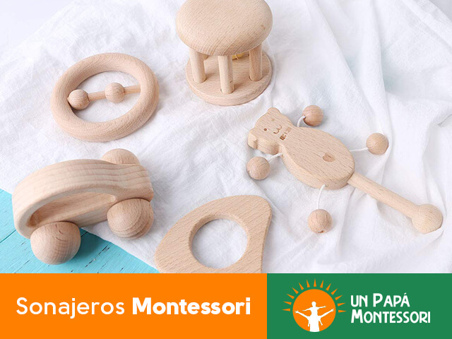 Sonajeros Montessori