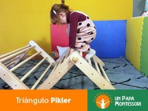 Triángulo Pikler