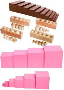Set de juguetes sensoriales para niños