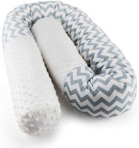 Cojín protector para cama Montessori