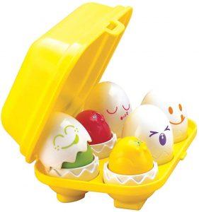 Huevos encajables Bizak