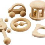 Set de mordedores Montessori