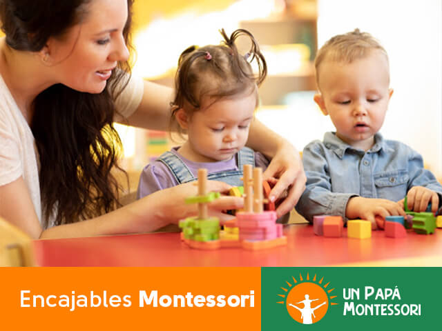 Encajables montessori