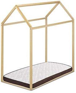 Cama Montessori 90x190 con colchón