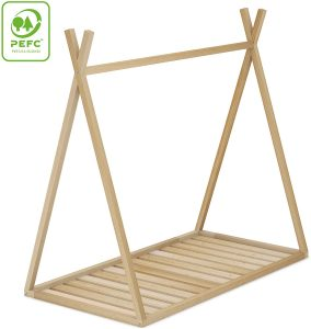 Cama Montessori 70x140 en forma de Tipi