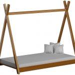 Cama Montessori 80x160 de madera