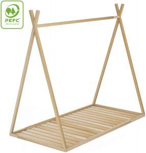 Cama Montessori 90x190 Tipi con somier