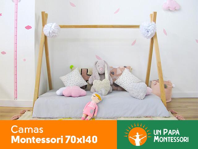 cama Montessori 70x140
