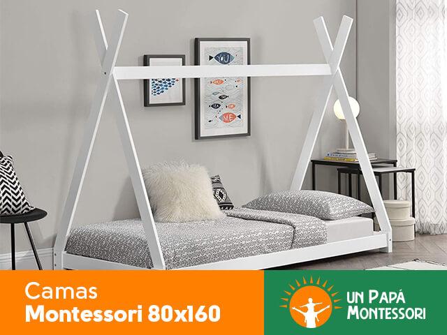 cama montessori 80x160