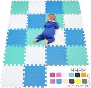 Puzzles de suelo para niños