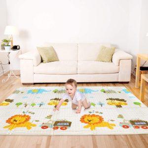 Tapete sensorial Montessori