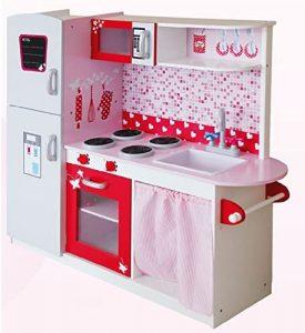 Cocina Montessori Leomark Pink