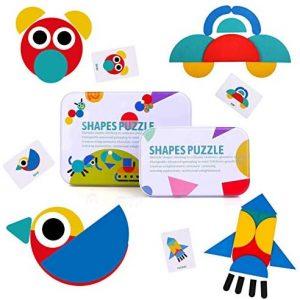 BBLIKE Puzzle Montessori