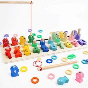 Puzzle Montessori LBLA