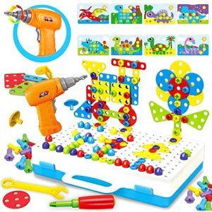 Puzzle Montessori Paochocky