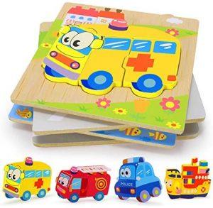 Puzzle XDDIAS Montessori
