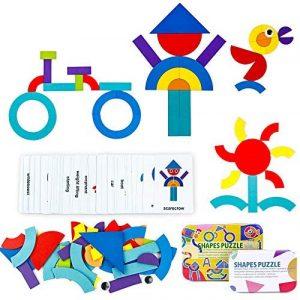 Puzzle Yoptote Montessori