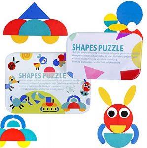 TONZE Puzzle Montessori