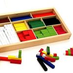 VIGA Regleta Cuisenaire Montessori