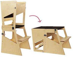 Torre de aprendizaje Bianconiglio Kids Moka TRS